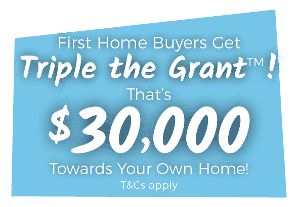 triple the grant wow homes